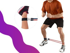 These $15 resistance bands will help you hit your 2018 fitness goals