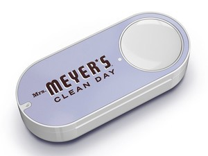 Prime members, this $2 Mrs. Meyers Dash Button gives you a $5 credit