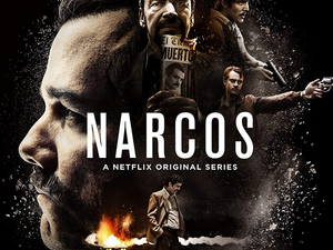 Add seasons 1-3 of Narcos to your Blu-ray collection for less than £30