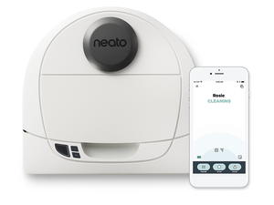 Snack away and let the $220 Neato Botvac D3 Robot Vacuum take care of the rest