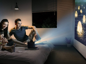 Anker's newest portable projector, the Nebula Mars II, is down to £330
