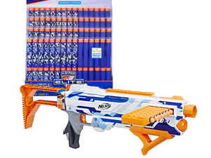 This $23 Nerf BattleScout BattleCamo bundle comes with 85 darts to keep you loaded up