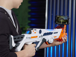 Get ready for battle with 20% off select Nerf blasters and accessories at Target