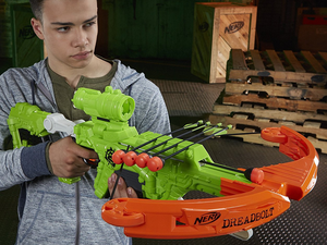 You'll need this $25 Nerf Zombie Strike Dreadbolt crossbow when the undead arrive
