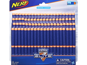 Stay loaded with 250 official Nerf N-Strike Elite darts at 60% off