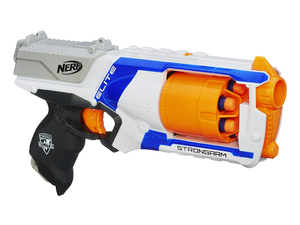 Grab Nerf's Elite Strongarm Blaster for just $10 today