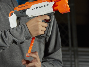 Keep the Nerf battles going with the $6 Modulus StockShot