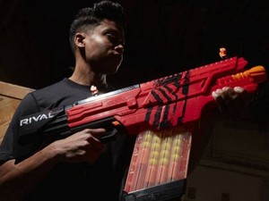 This popular Nerf Rival Khaos Blaster is slashed to $34