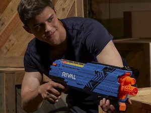 Get the Nerf Rival Atlas Blaster on sale for $20