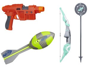 You still have a chance to get these discounted Nerf toys before Christmas