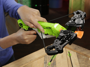 Defend against the undead with Nerf's $8 Zombie Strike Wrathbolt