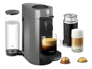 Make the perfect cup of coffee with the $120 Nespresso VertuoPlus