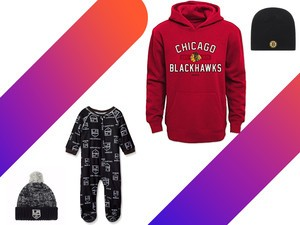 Today only, score NHL cold weather gear from just $6