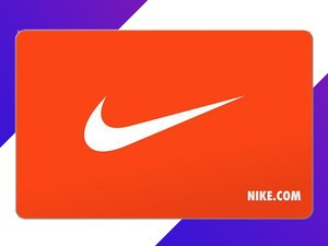 Stack this discounted Nike gift card with 25% off clearance to save big