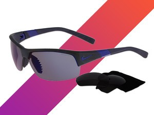 These Nike sunglasses come with extra lenses and are only $38