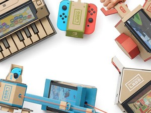 This GameStop sale brings Nintendo Switch Labo kits down to some of the best prices we've seen yet