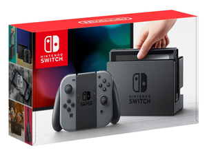 Get your hands on a discounted Nintendo Switch console for under £260