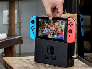 This 32GB Nintendo Switch was discounted just in time for your holiday shopping spree