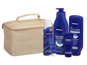 Relax and save 50% on this 5-piece Nivea Luxury Collection Gift Set