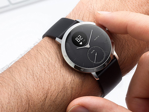 Keep a closer eye on your daily notifications with the $163 Nokia Steel HR smartwatch