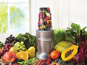 Save on smoothies with the $72 NutriBullet Pro High-Speed Blender & Mixer System