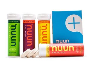 Stay hydrated with up to 30% off Nuun Hydration electrolyte tablets