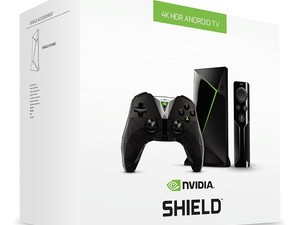 The NVIDIA Shield TV 16GB streaming player is down to $160
