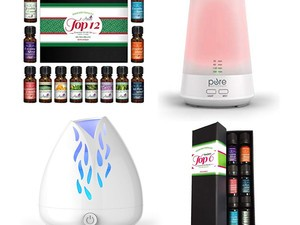Cure stale winter air with big savings on oil diffusers, humidifiers, and essential oils today