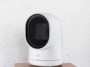 Stop the shivers with this $25 Oittm oscillating mini space heater
