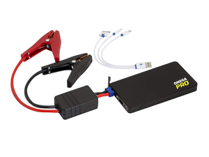 Recharge your phone or your vehicle with the discounted Omega Pro Power Bank Jump Starter
