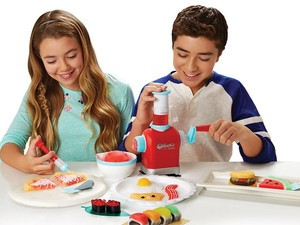 Your kid will love this $5 Orbeez Magic Chef Set