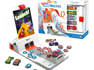 Osmo's $40 Hot Wheels MindRacers Kit blends toys with tech