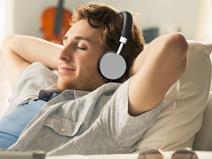 Sit back and relax with Otium's $10 Bluetooth on-ear headphones