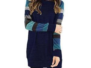 These super-cute Ouges clothing items make great layering pieces for fall
