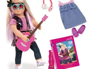 Don't spend $100 on an American Girl doll; get BOGO 50% off Our Generation instead