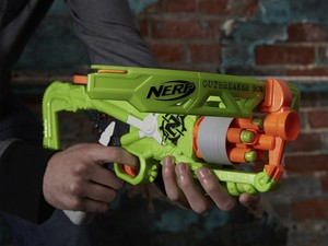 Arm yourself against the hordes with the $11 Nerf Zombie Strike Outbreaker Bow
