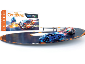 Battle and race against friends with the $100 AI-powered Anki Overdrive Starter Kit