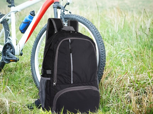 Prepare for your trip with this $10 compact OXA 30L Foldable Daypack