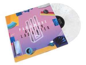 Be a rose-colored boy with Paramore's 'After Laughter' on vinyl for $11