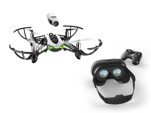 Take flight with the $100 refurbished Parrot Mambo FPV Complete Starter Pack