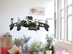 Parrot's Mambo Drone comes with Cannon and Grabber attachments for $45 today