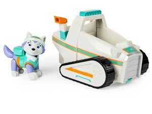 Clear the roads with the $12 Paw Patrol Everest's Rescue Snowmobile