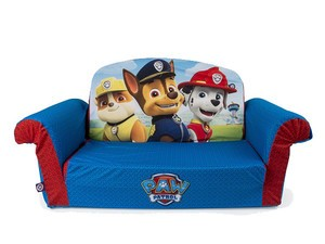 The Children's 2-in-1 Paw Patrol Sofa is just $24