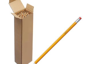 Stock up with 30 pre-sharpened AmazonBasics #2 pencils for just $4