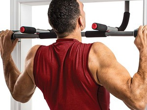 Get gainz with this $29 Perfect Fitness Multi-Gym Doorway Pull Up Bar