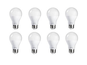 Save your wallet and the planet with 8 Philips 60W LED bulbs for $17