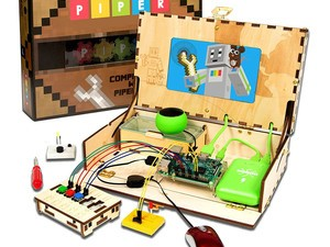 This $213 Piper Minecraft Raspberry Pi kit will teach your gamer invaluable skills