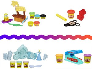 Buy two, get one free Play-Doh sets like Minions Paradise and more