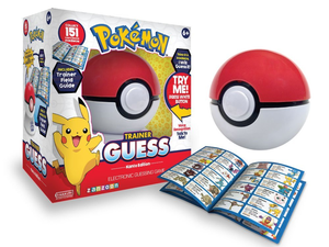 Brush up on your Pokémon knowledge with the $5 Trainer Guess: Kanto Edition game
