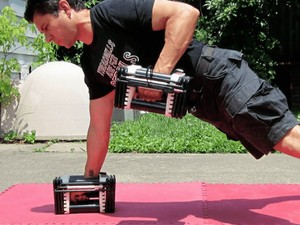 Get buff and stuff with the $200 PowerBlock Personal Trainer Set